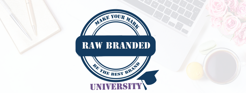 RAW BRANDED Courses